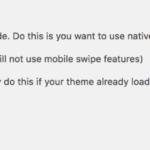 bootstrap mobile swipe carousel plugin
