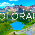 colorado drone footage