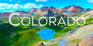 colorado drone footage
