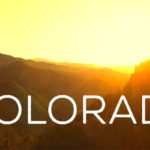 Colorado aerial video footage