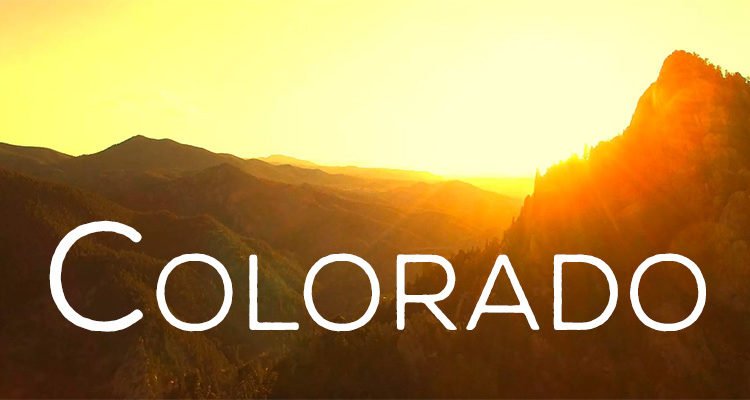 Colorado From Above - Aerial Drone Video Footage