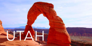 Utah 4K drone footage