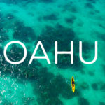 hawaii oahu drone footage