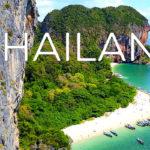 thailand 4K travel video